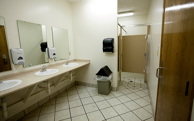 Facilities bathroom